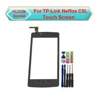 Para tp link neffos c5l tela de toque sem display lcd digitador sensor substituição com ferramentas|Painel de toque p/ celular| |  -
