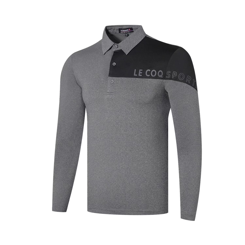 Swirling Golf Wear Breathable Long Sleeve Golf T-shirt 4 Color  S-XXL In Choice Golf Clothing Free Shipping