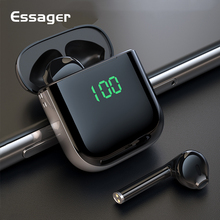Essager K60 TWS Wireless Earphone Bluetooth Headphone True Wireless Earbuds In E