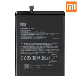 Image 2 - Xiao Mi Original Ersatz Telefon Batterie BM3J Für Xiaomi 8 Lite MI8 Lite Authentische Akku 3350mAh