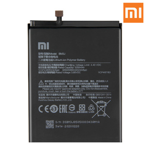 Image 2 - Xiao Mi Original Replacement Phone Battery BM3J For Xiaomi 8 Lite MI8 Lite Authentic Rechargeable Battery 3350mAh