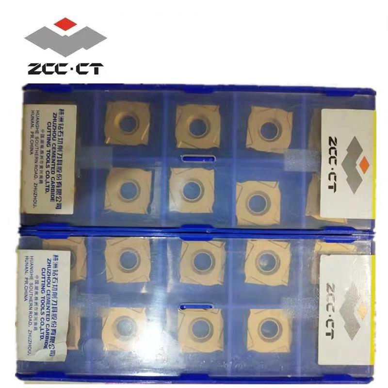 ZCC.CT 10pcs/box YBG302 301 XSEQ1202 XSEQ1203 XSEQ12T3 XSEQ1204 XSEQ12T4 Cnc Carbide Milling Inserts Face And Side Cutter SMP01