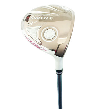 New Women Golf Clubs Maruman SHUTTLE Golf Fairway Woods 3/17 wood Clubs Golf Graphite shaft Cooyute Free shipping