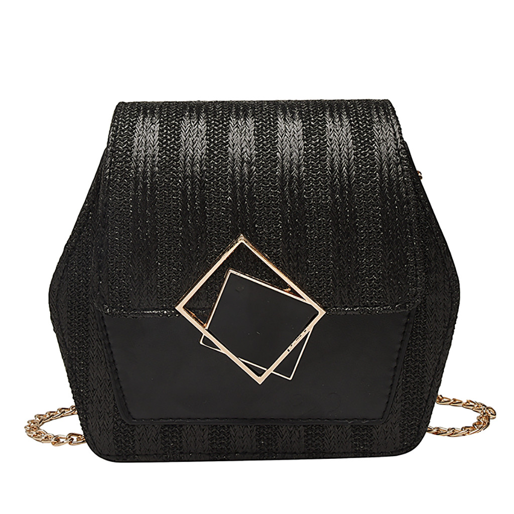Square Bag Chain Shoulder Small Fashion Women Famous-Brand -30 Bolsa-De-Ombro Mulheres