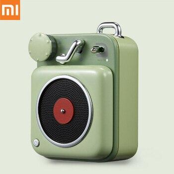 Original Xiaomi Mijia Cat King Atomic Record Player B612 Bluetooth Intelligent Elvis Audio Portable Zinc Aluminum Speaker H30 1