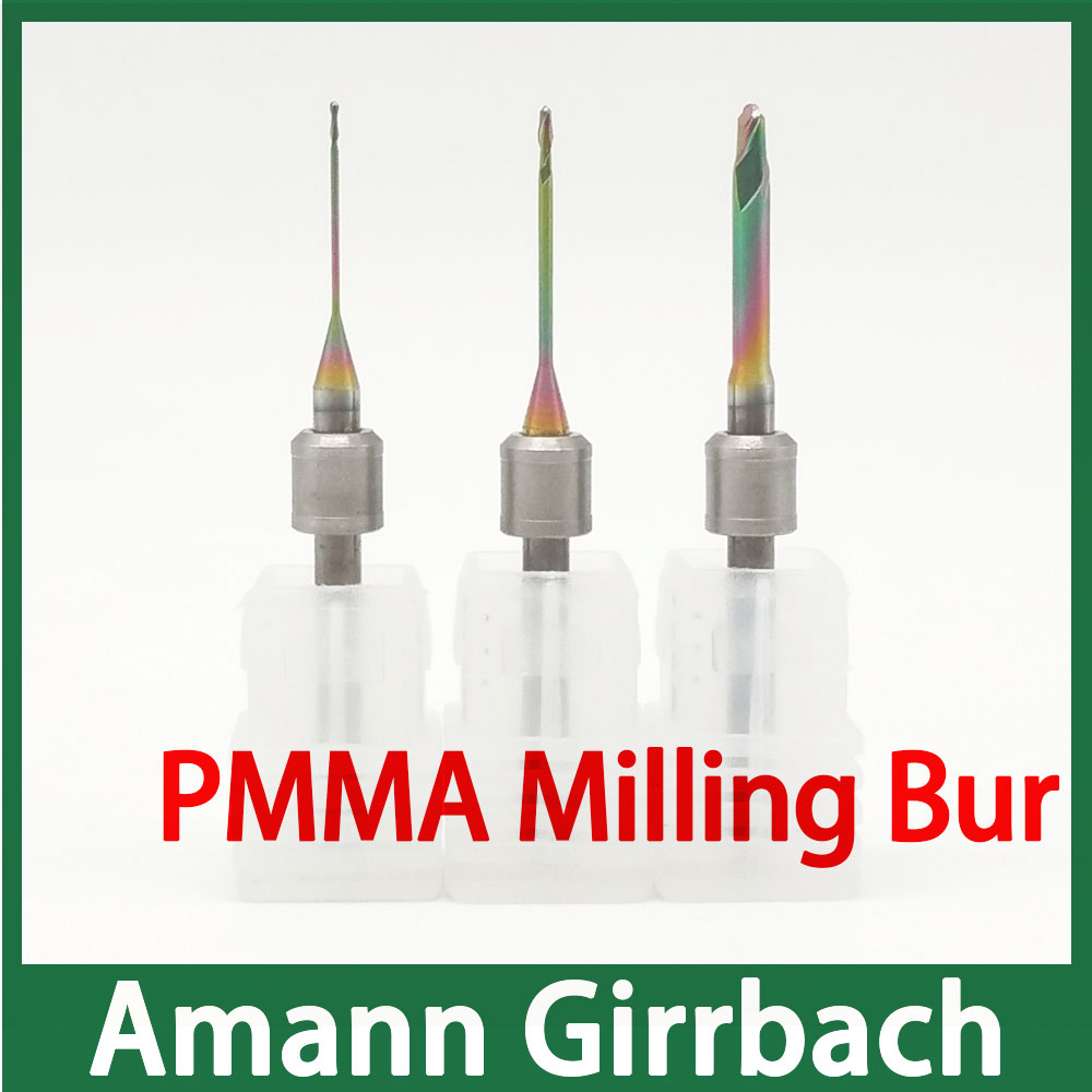 Amann Girrbach CADCAM Milling Bur Special For PMMA And PEEK Material Mill