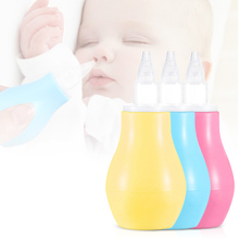 Детский Назальный аспиратор на присосках съемный носоуборочный аппарат безопасный для новорожденных младенцев малышей забота о здоровье ...