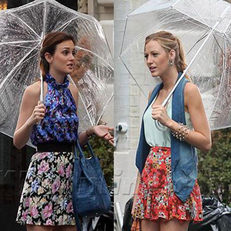 Модные Аксессуары свадебные аксессуары прозрачная Свадебная декоративная Арка зонтик большой гриб