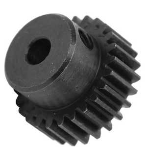RC Toy Accessory RC Parts RC Metal 48P Pinion Gear Set 25T Motor Gear Fit for 1/10 1/16 RC Car Upgrade Parts