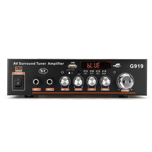 Hifi Stereo Power Amplifier 5