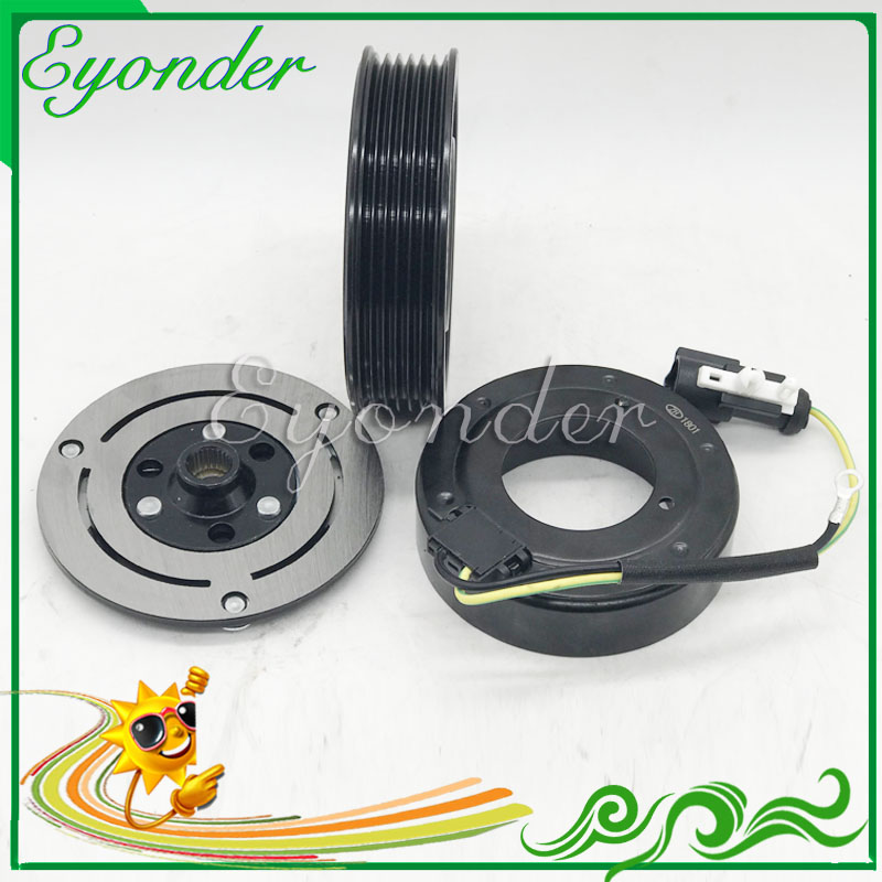 Negro 90-120psi Sharplace Compresores para Aplicaciones de Bocina de Aire y Suspensi/ón de Auto