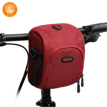 LOVELION top grade Bicycle waterproof hanging bag front package big folding head bag Shared bike electric car holding bag бк 05 магнит божья коровка 40мм