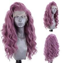Женский парик из синтетического кружева charisma волнистые парики