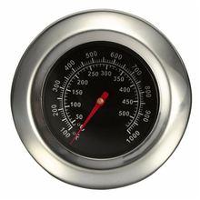 1 шт. принадлежности для барбекю для приготовления мяса на гриле термометр, датчик температуры барбекю Gage бытовые кухонные инструменты для приготовления пищи 50~ 500 градусов Цельсия