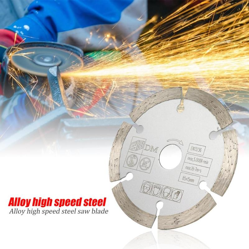 3pcs Round Diamond Saw Disc Wheel Circular Saw Blade Durable Abrasive Rotary Accessories Widely Used In Electric Hand Saw