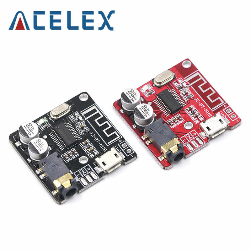 Bluetooth Audio Receiver Board Bluetooth 5.0 Mp3 Lossless Decoder Board Draadloze Stereo Muziek Module
