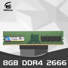 Memoria Ram Ddr 4 8 Gb 2133Mhz Ram Ddr4 8 Gb PC4-21300 1.2V CL15 288pin Desktop Geheugen Voor amd En Intel Ddr4 Moederbord
