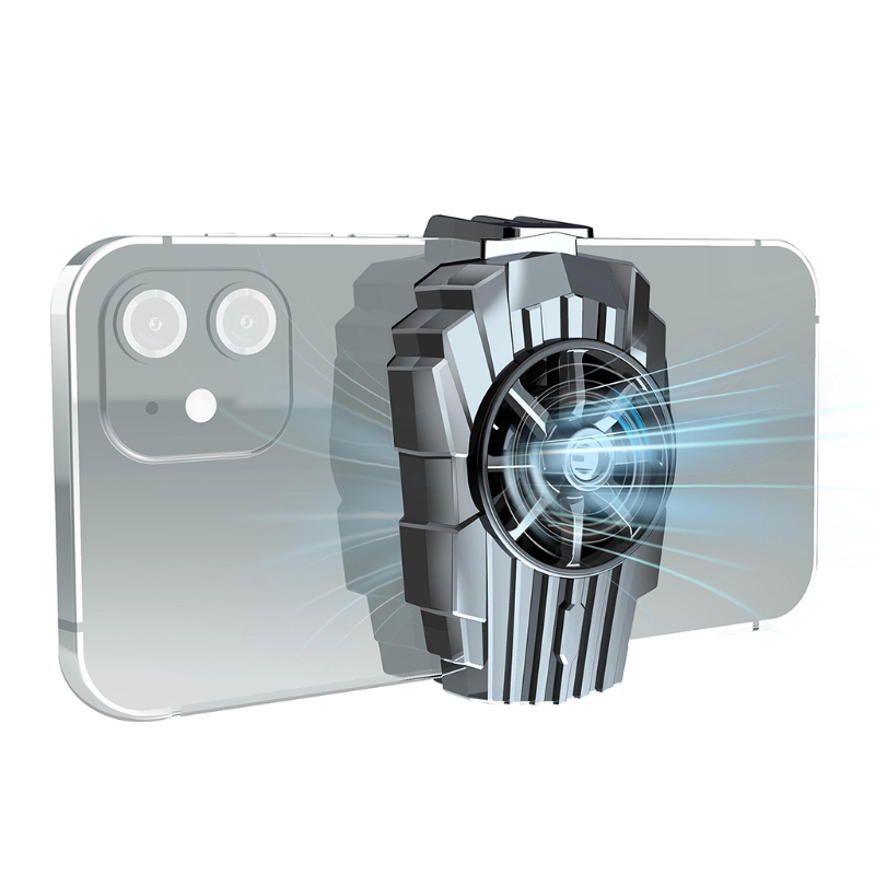 g6 Radiator, Mobile Phone Live Broadcast, Portable Peripherals, Air-Cooled Cooli