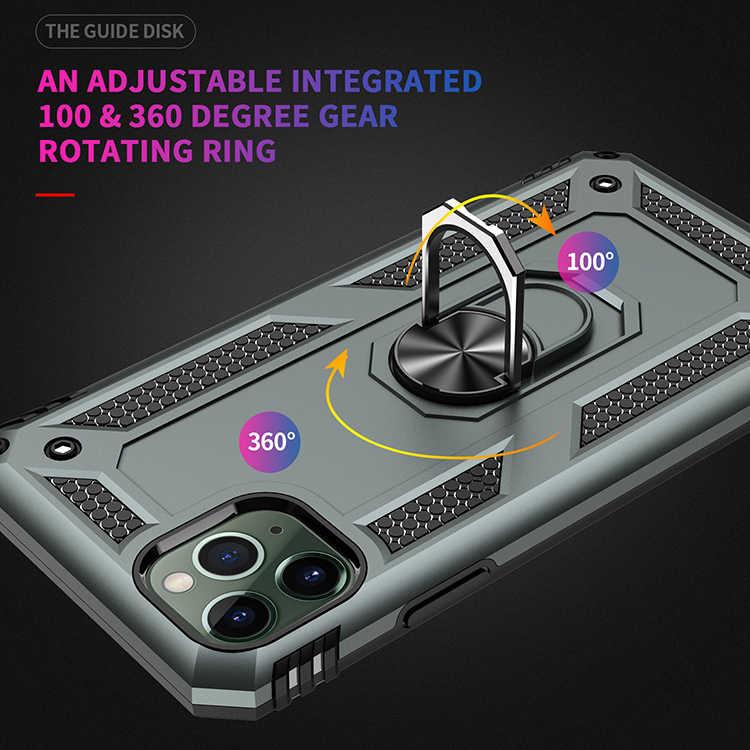 ممتازة الهاتف حالة لسامسونج غالاكسي S8 S9 S10 E زائد S20 جدا ملاحظة 8 9 10 5G J2 J3 J4 J6 J7 برو 5G M10 M20 M30S غطاء حامل