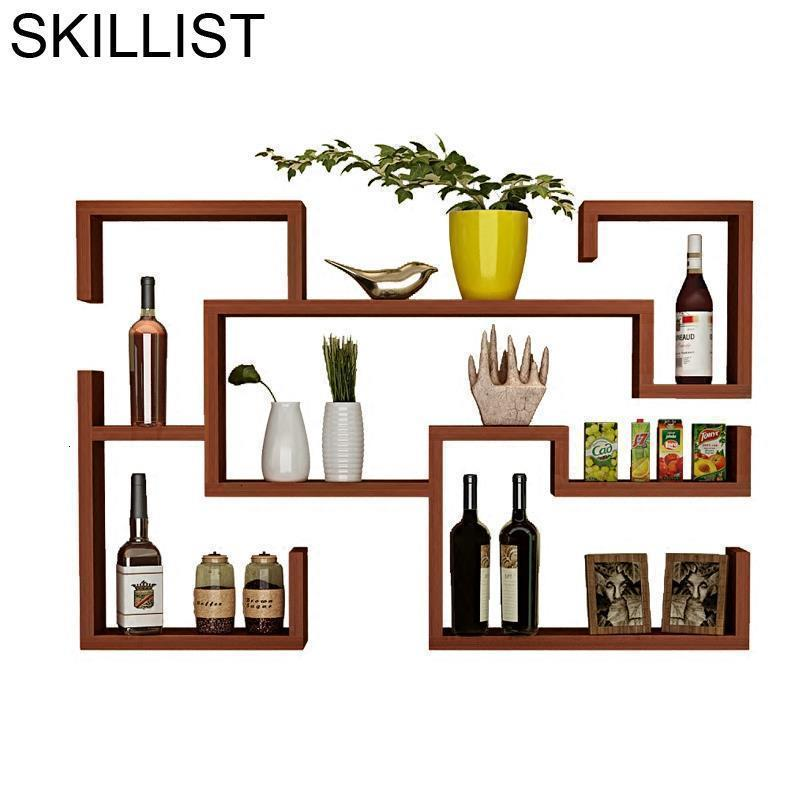La Casa Living Room Rack Adega Vinho Hotel Meja Meuble Kast Mobilya Kitchen Shelf Commercial Furniture Mueble Bar Wine Cabinet