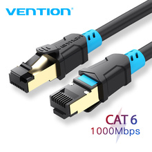 Tions Ethernet Kabel CAT6 Shielded Twisted Pair Ethernet Netzwerk Kabel CAT 6 RJ45 Lan Kabel Patch LAN Cord für Computer router