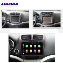 רכב Autoradio מולטימדיה נגן לפיאט Freemont 2008 2018 אנדרואיד רדיו GPS נגן Carplay מפות סטריאו ניווט מערכת