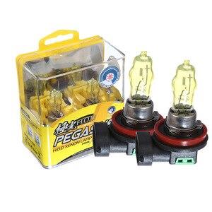 Image 5 - Auto Halogeenlamp H1 H3 H4 H7 H8 H11 9005 9006 880 881 Wit H11 Gele Lichten 6000K 12V 100W Auto Lamp Auto Koplamp