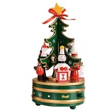 Toys Home Multipurpose Christmas Printing Wooden Kids Music