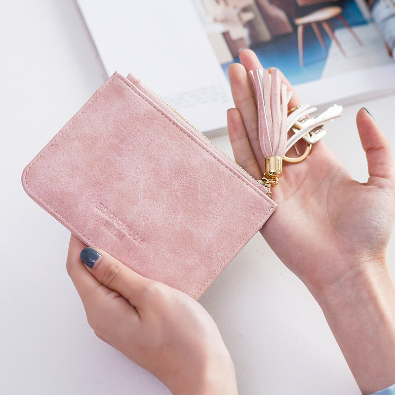 Small Women Wallet Short Purse Ladies Wallet Girls Cute Clutch Bags Mini Card Holder Portfel Damski Portmonee