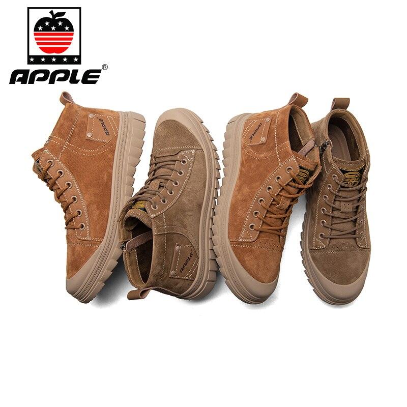 Купить бренд apple мужская обувь повседневные мужские кроссовки зимняя