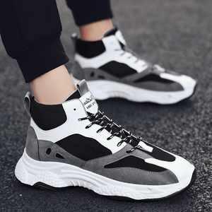 Image 2 - BIGFIRSE אופנה נעליים לגברים מותג מגמת חיצוני מגמת נעלי גבר פנאי נעלי סתיו Zapatillas Hombre 2019 גברים סניקרס