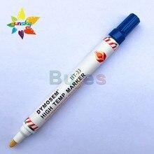 Marker-Pen HT33 Pen-Industry Indelible High-Temperature Waterproof 2pc DYMOSEM