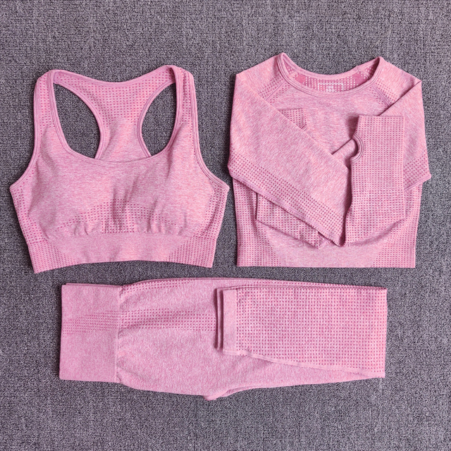 Yoga Fitness Sports Set