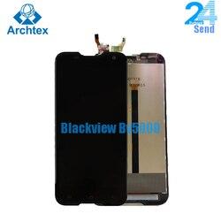Do 100% oryginalny wyświetlacz LCD Blackview BV5000 + montaż digitizera ekranu dotykowego wymiana + narzędzia 1280X720 5.0 cala w magazynie w Ekrany LCD do tel. komórkowych od Telefony komórkowe i telekomunikacja na