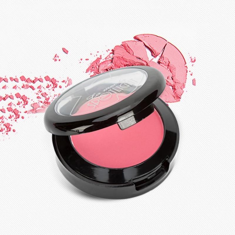 Face Makeup Blush Powder 5 Colors Baked Natural Soft Smooth Professional