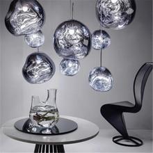 Nordic Glass Lava E27 Pendant Lights Lighting Pendant Lamps