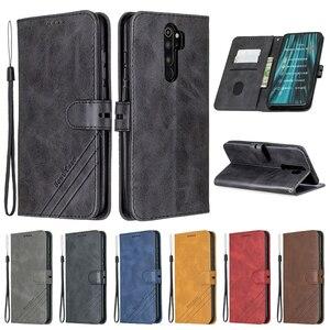 For Xiaomi Redmi Note 8 Pro Case Leather Flip Case on For Coque Xiomi Xiaomi Redmi Note 8 Pro 8T 8A 7 A 9Pro Max Case Etui Cover()