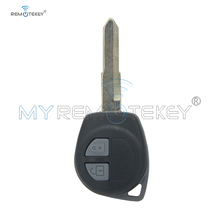 Remtekey Remote car key for Suzuki Swift Splash 2005 2006 2007 2008 2009 2010 433mhz 2 button HU133 KBRTS004 ID46 chip цена