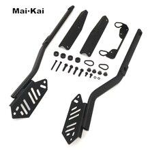 MAIKAI For YAMAHA MT09 MT-09 2017-2019 Moorcycle Accessories Rear Luggage Rack Cargo Bracket Detachable Support Holdert цена