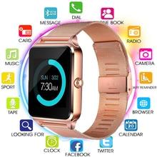 цена Hot Smart Watch GT08 Plus Metal Strap Bluetooth Wrist Smartwatch Support Camera Sim TF Card Android&IOS PK Y1 S8 X7D DZ09 V8 A1 в интернет-магазинах