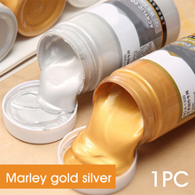 Professional School Stationery Cream Pigment Acrylic Paint Graffiti Tool  Metallic Color Art Supplies Wall Drawing For Artist