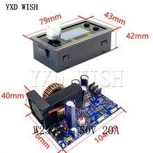 WZ5012L DC Buck – convertisseur CC, 50V, 12a, 600W, régulateur de tension réglable, alimentation électrique, 5V, 12V, 24V