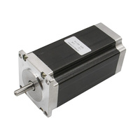 free shipping 57mm Nema 23 Stepper motor 82 mm body length 2.2 N.m torque from China low price 315Oz in Nema23 for CNC Router