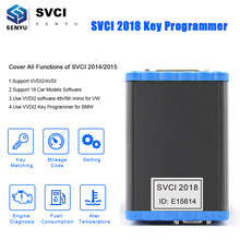 SVCI V2018 Full Version FVDI 2014 2015 2018 VVDI 2 AVDI Key ECU Programmer OBD OBD2 Car Odometer Correction Diagnostic Auto Tool(China)