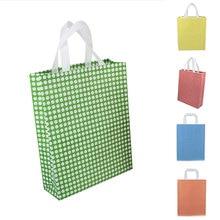 Сумка для покупок нового цвета с волнистым принтом, многоразовая эко-сумка, водонепроницаемая ткань, Нетканая сумка для милых девушек, высокое качество