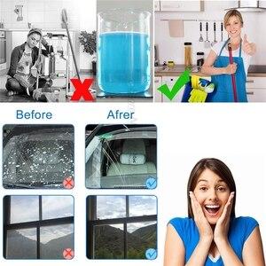 Image 5 - 10/50/100/200Pcs Solide Glas Haushalt Reinigung Auto Zubehör für Washer Flüssigkeit Pillen Anti regen Für Glas E90 Peugeot 3008 Die
