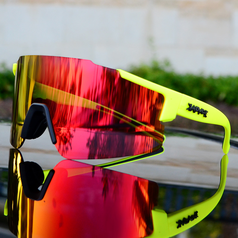 Cycling glasses Men&Women road bike sunglasses 2019 sport riding running eyewear UV400 goggles bicycle mtb fietsbril for Running 17