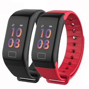 Image 5 - Polsband Bloeddruk Smart Horloge IP67 Waterdichte Pols Band Voor Samsung Galaxy S10 5G S10e S9 Plus S8 S7 s6 Rand Note 10 9 8