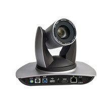 Professional 2MP Webcam 20X Optical Zoom Video Conferencing USB HDMI Live Stream Camera Audio over IP