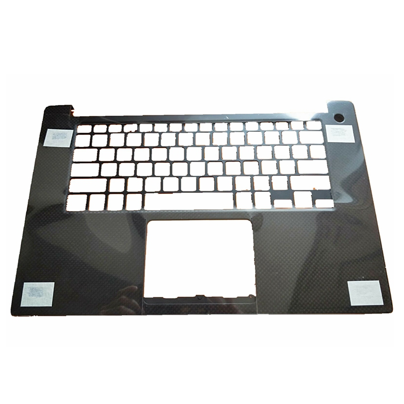 New For For Dell XPS 15 <font><b>9570</b></font> Precision 5530 M5530 Upper Case Palmrest Cover 04X63T 4X63T image
